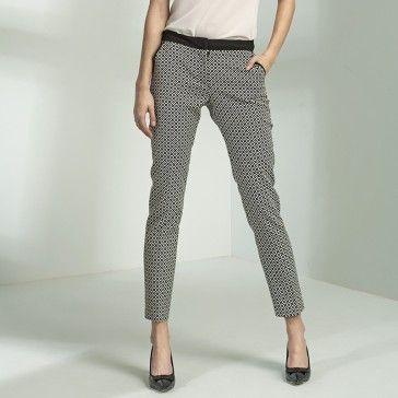 Spodnie sd13 - wzór  | Nie zwlekaj i sprawdź! | SHOWROOM - SHWRM.pl
