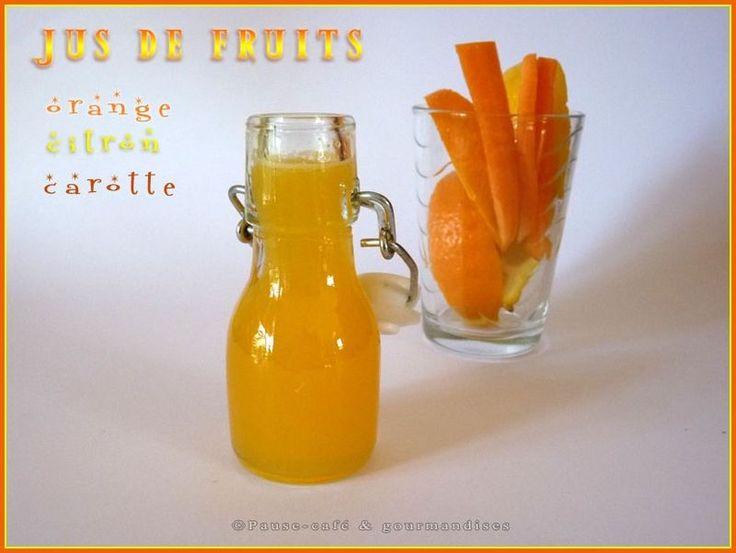 C'est à l'occasion d'un atelier thermomix que j'ai découvert cette recette de jus de fruits. Elle ressemble à celle qui se trouve dans le...