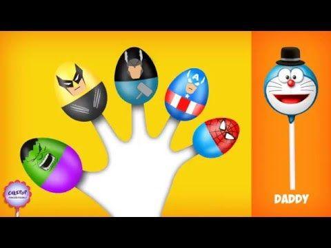 Doraemon Finger Family Song | Nursery Rhyme | Doraemon Finger Family Songs for kids
