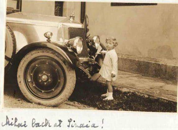 Regele Mihai a avut 38 de mașini și a condus peste două milioane de kilometri.