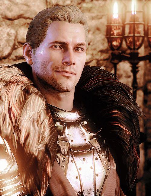 PC Master Race indeed - dat fade-touched Cullen face.