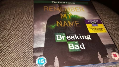 Breaking bad the #final #season blu ray new #sealed,  View more on the LINK: 	http://www.zeppy.io/product/gb/2/351973592750/