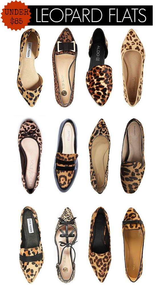 Closet Staple: Leopard Flats | Penny Pincher Fashion | Bloglovin'