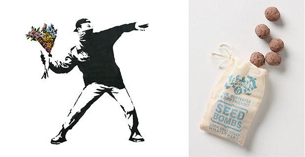 Bombe di semi. Idee e suggerimenti per realizzarle