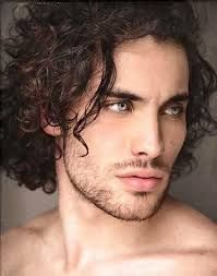 mens curly hairstyles - Hledat Googlem