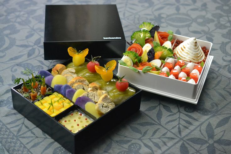 Yoann's Chef Bento (2014 Winner!), France.