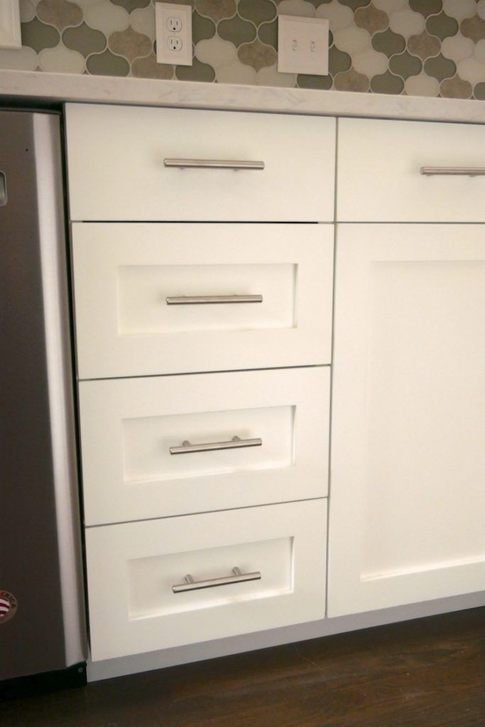 Best 15In 4 Drawer Base Cabinet Carcass Frameless Kitchen 400 x 300