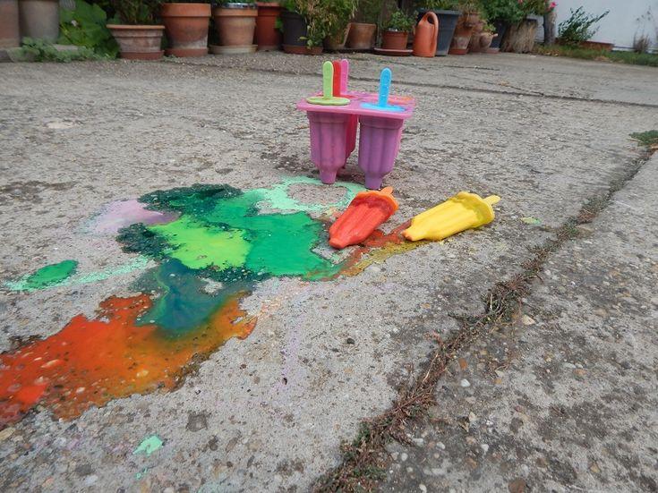 Jégkréta készítés - Lurkovarázs.hu - Kreatív feladatok gyerekeknek