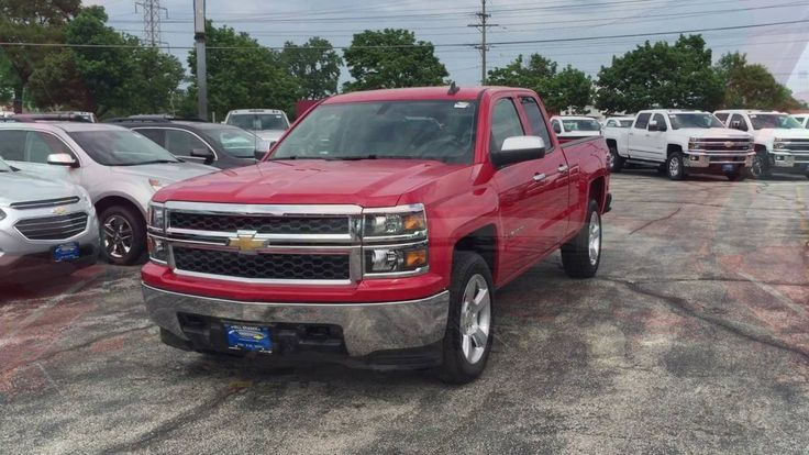 2015 Chevy Silverado for sale at Bill Stasek Chevrolet in Wheeling, IL Our 100 videos in 100 days rolls on, a video a day between Memorial Day and Labor day ...