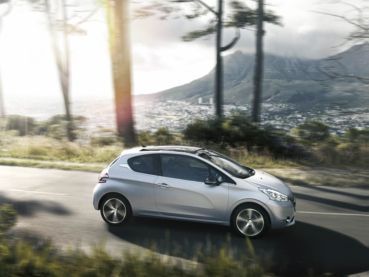 Let your body drive - Peugeot 208  I want my peugot!! my white peugot!! sniff!!