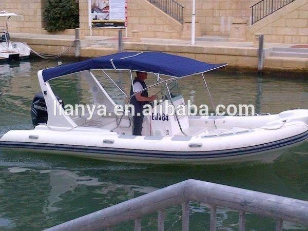 Liya 6.6m rib boat open type passenger ferry boats for sale#passenger ferry boats for sale#boat