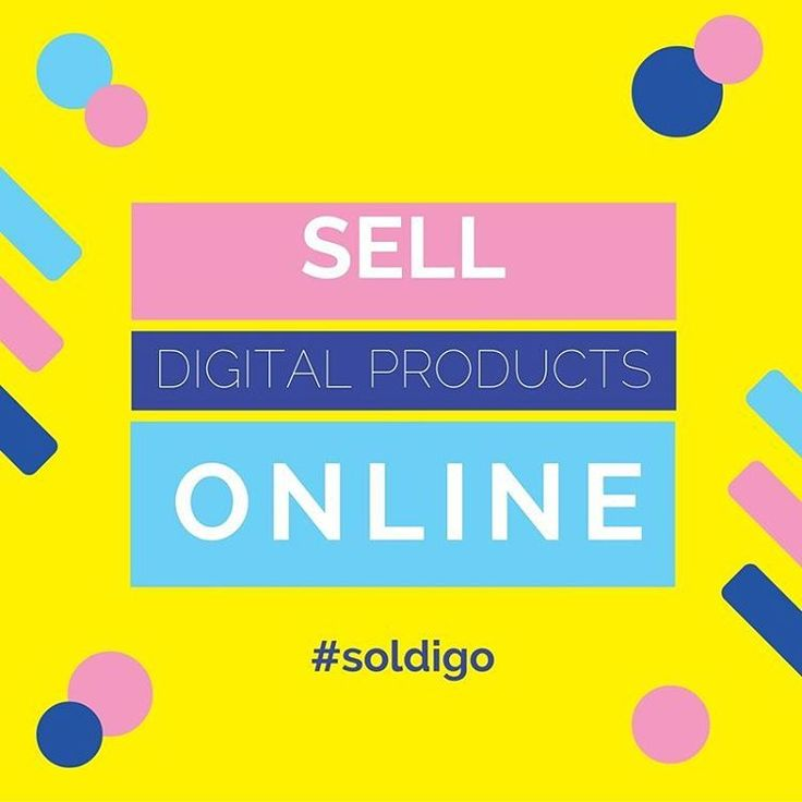 Not a maker? No problem! Take your #ecommerce game to the next level and start selling #digitalproducts with #soldigo https://soldigo.com/features #products #makealivingdoingwhatyoulove #sellonlineworldwide #turnyourhobbyintoabusiness #beyourownboss