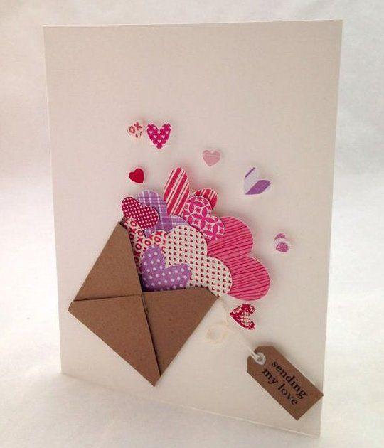 carta san valentin