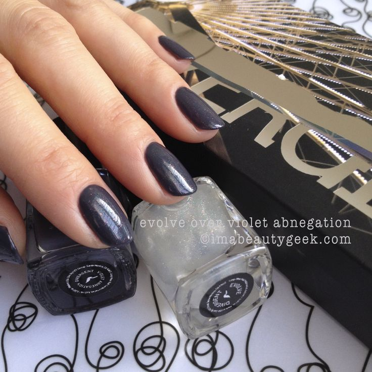 The 25 best divergent nails ideas on pinterest bird nail art divergent nail polish set from sephora prinsesfo Image collections