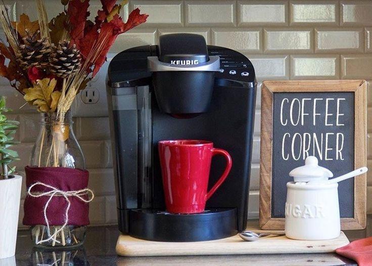 k55 single serve programmable k cup pod coffee maker coconut white