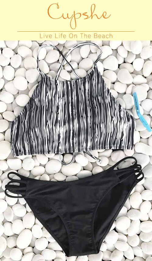 It's just easier in this way! Shorter Shipping Time! In a new fashion world, this high-quality Cupshe Dark Dense Forest Bikini Set is a must have. Inspire confidence and beauty through redefined and affordable fashion.