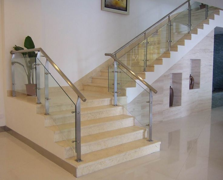 Commerical Glass Railings | Chicago Area Commercial Glass   Glass Railing  Systems