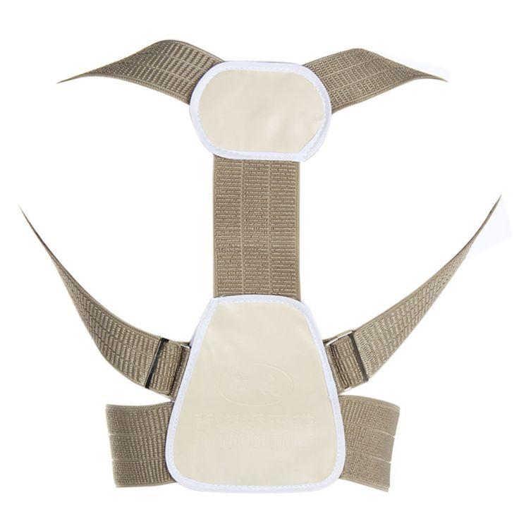 Vrouwen Magnetische Houdingsondersteuning Corrector Rugband Pijn Jonge Belt Brace Schouder Borst Riem voor Kinderen