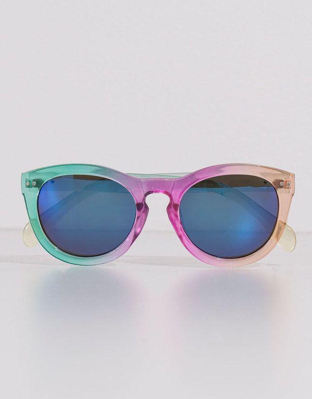 Aqua peut Fly Mat Noir/gris PL Pink Polarized Lens T0CGfyDh
