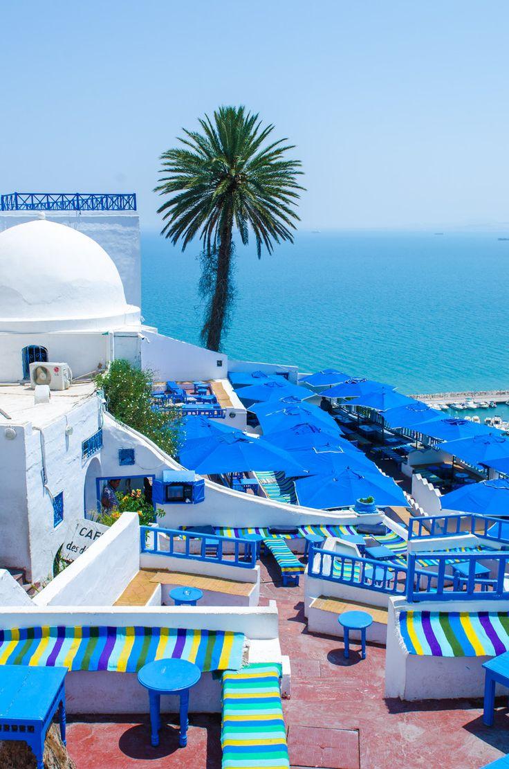 Best 25 sidi bou said ideas on pinterest tunisia for Sidi bou said restaurant