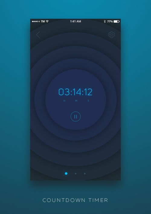 50 Innovative Material Design UI Concepts with Amazing User Experience - 30
