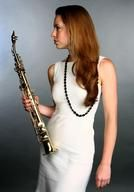 Amy Dickson, Australian saxophonist