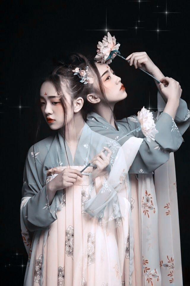 Ancient Chinese Hanfu Dress
