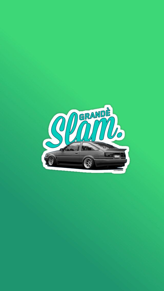 Slam Garage Stance Iphone Android