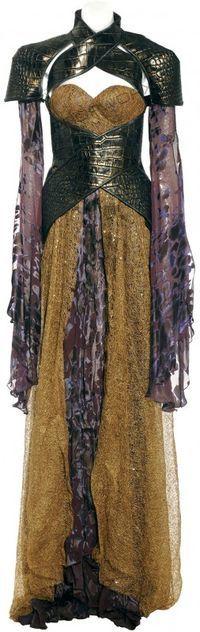 Wraith queen costume from Spoils of War - Stargate Atlantis