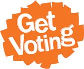 Get Voting program logo