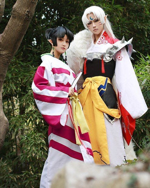 1000+ Images About Rin + Sesshomaru