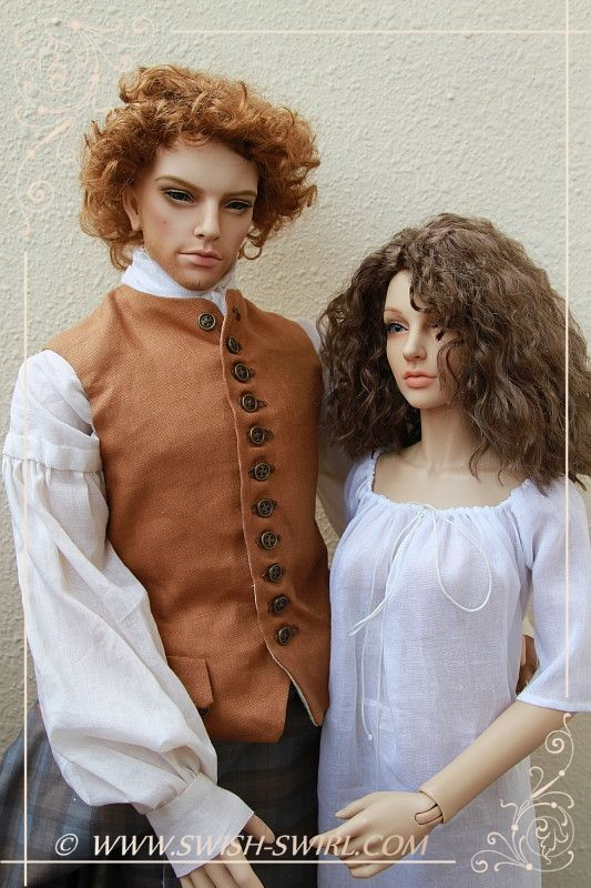 Swish and Swirl® blog » Jamie and Claire Fraser