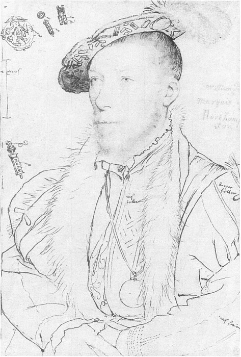 William Parr, Marquess of Northampton. Brother of Catherine Parr: Historical Stuff, Elizabethan Era, England Tudors, Art Sketches, Hans Holbein, Beautiful Tudor, Catherine Parr