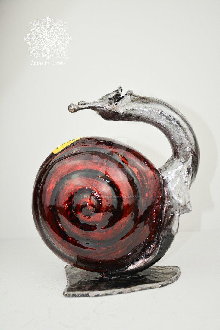Snail-Ferrari005 by artistelestordus