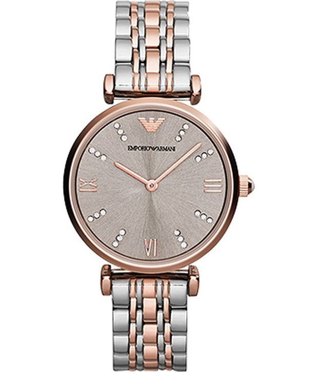 Elegant Emporio Armani Ladies Watches