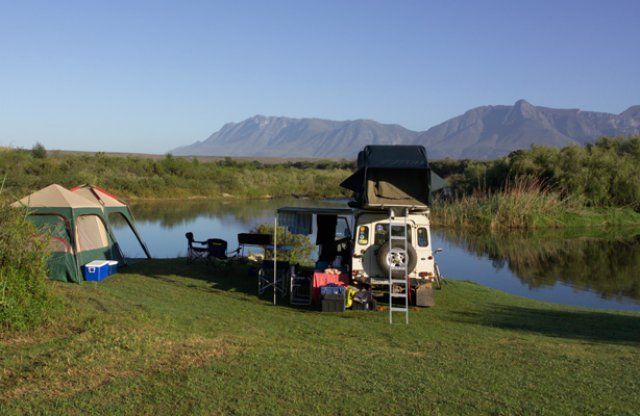 10 Top Campsites in Cape Town and Surrounds