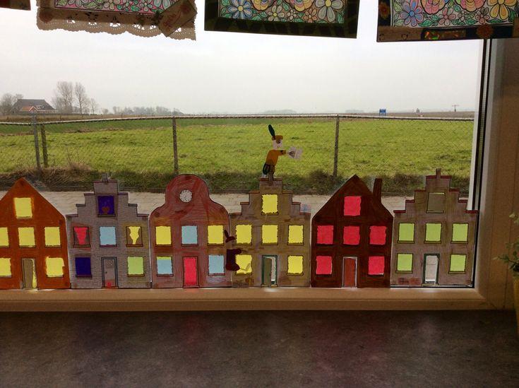 Sinterklaas huisjes