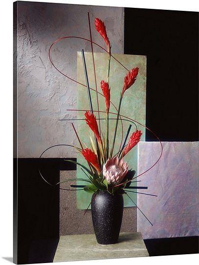 Contemporary Floral Arrangements |