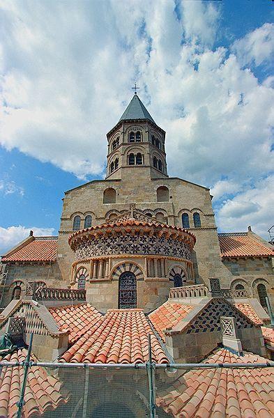 Notre Dame du Port de Clermont, Clermont-Ferrand