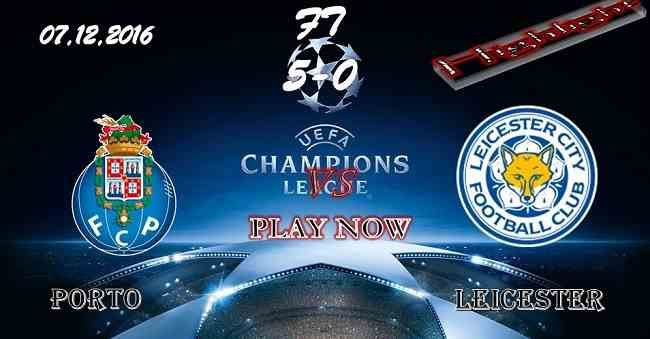 FC Porto 5 - 0 Leicester 07.12.2016 HIGHLIGHTS - PPsoccer