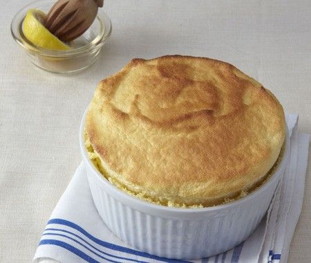 Vanilla Soufflé Recipe // from Ginette Mathiot's The Art of French Baking cookbook