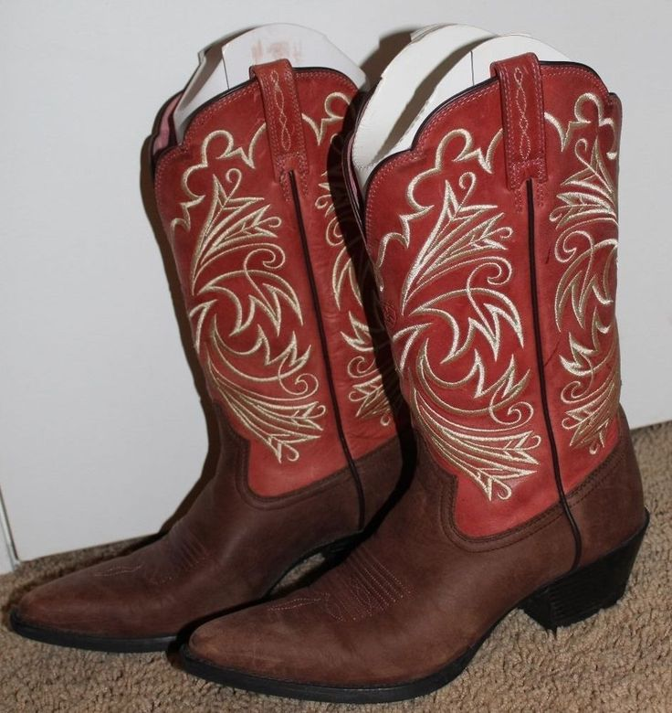 1000  images about Ariat Women&39s Cowboy Boots on Pinterest