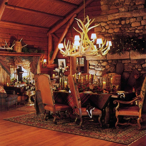 An Update On My Log Cabin Renovation: Log Cabin Interiors Design, Pictures, Remodel, Decor And