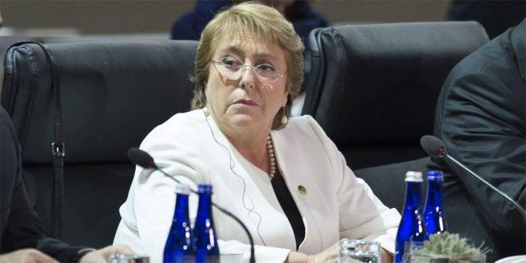 The Washington Post incluye a Bachelet en lista de presidentes vinculados a escándalos de corrupción | Política | LA TERCERA
