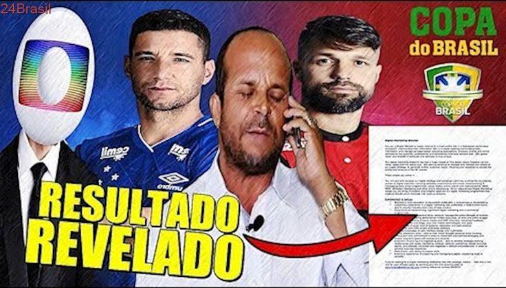 VIDENTE REVELOU RESULTADO DO JOGO FLAMENGO x CRUZEIRO COPA DO BRASIL 07/09/2017