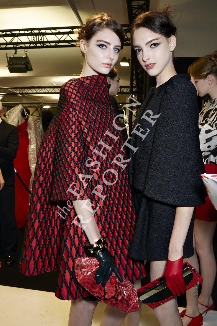 Giorgio Armani Prive Haute Couture FW14-15   Ph. Antonello Trio