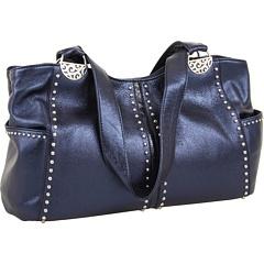 Brighton Andie Soft Shoulder Bag Sapphire 56
