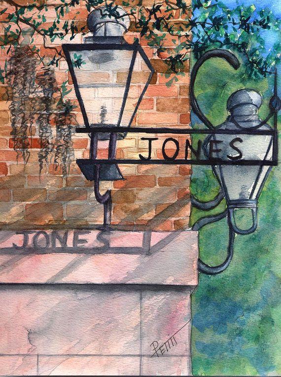 1000 Images About Jones Street Savannah Neighborhood On
