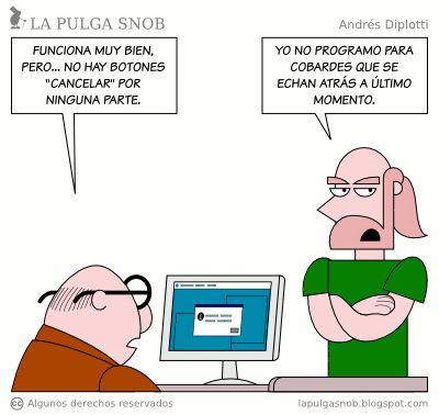 la realidad de los programadores (+ Humor)