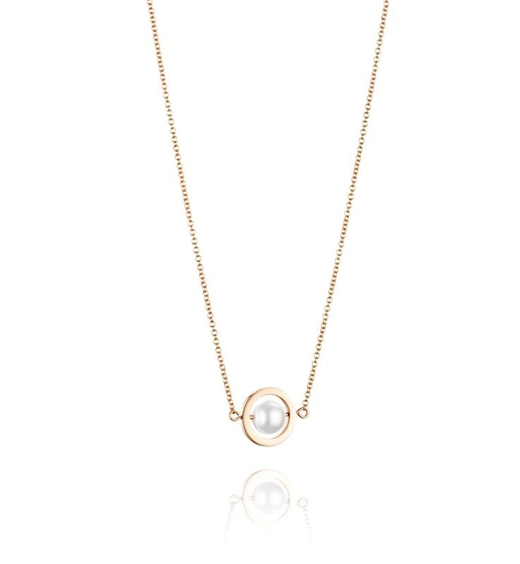 Planet Necklace - Efva Attling